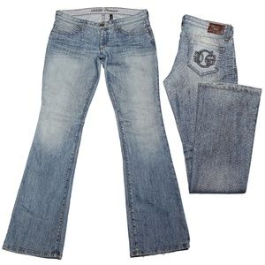 Guess Premium Jeans Size 29 Foxy Flare